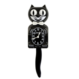 Original Kit Cat clock black