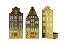 Pols Potten candle holder canal houses