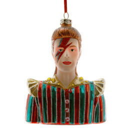 Cody Foster kerst ornament 'David Bowie'