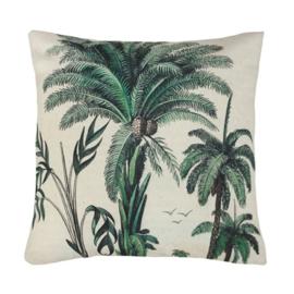 HK living kussen palm trees
