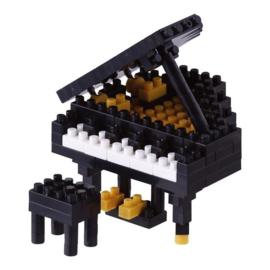 Nanoblock piano zwart NBC-146
