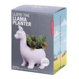 Kikkerland Lama plantenpot