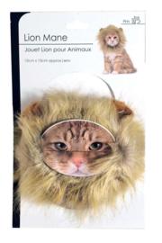 Katten hoofdband leeuw