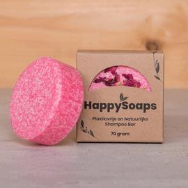 Happy soaps La Vie en Rose  shampoo bar
