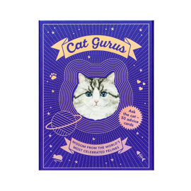 Cat gurus by Laurence King