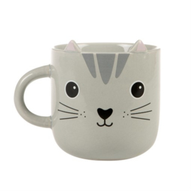 Cat Kawaii Mug