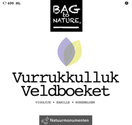 Bag to nature: Vurrukkulluk Veldboeket