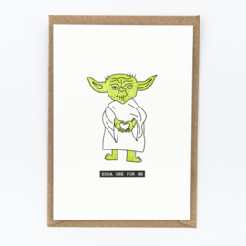 Studio Flash 'Yoda One For Me'