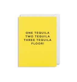 Kaart 'Tequila'