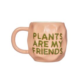 Mok 'Plants are my friends'