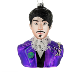 Cody Foster kerst ornament 'Prince'