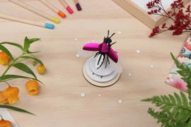 Assembli 3D Fire fly (3 kleuren)