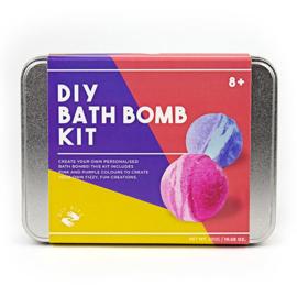 DIY bath bombs kit