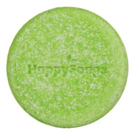 Happy soaps Tea-Riffic shampoo bar