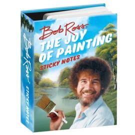 """""""Bob Ross"""" sticky notes"""