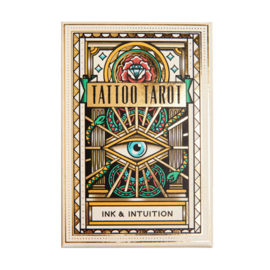 Tattoo tarot by Laurence King