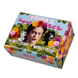 Frida Kahlo soap