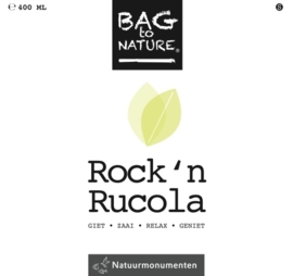 Bag to nature: Rock 'n Rucola