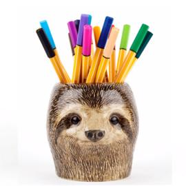 Quail Sloth  pot