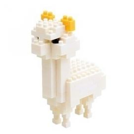 Nanoblock Alpaca NBC-008