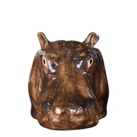 Quail hippo egg cup