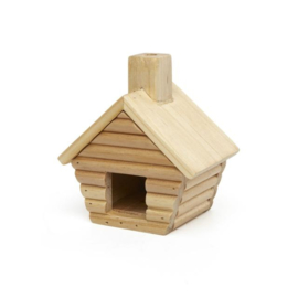 Kikkerland Little cabine incense burner