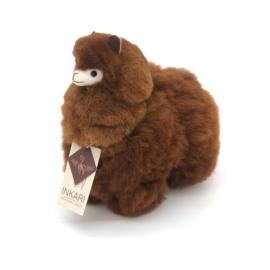 Knuffel alpaca S (in meerdere kleuren)