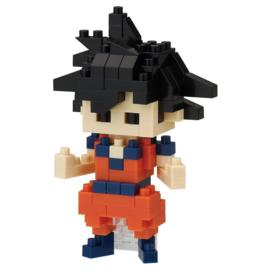 Nanoblock Goku Dragon ball Z NBDB_001