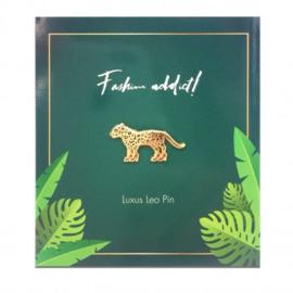 Pin leopard