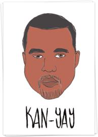 Kaart Blanche 'Kan-Yay'