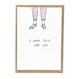 Studio Flash  'I would still love you'