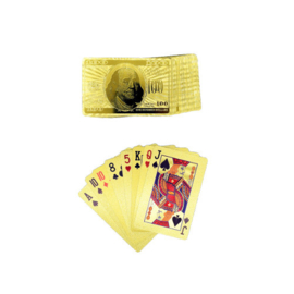Gouden kaartspel