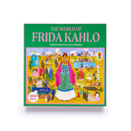 The world of Frida Kahlo puzzel
