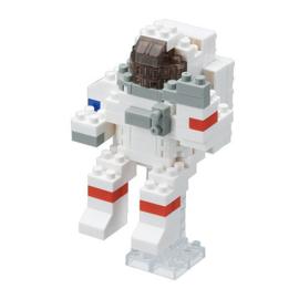 Nanoblock Astronaut  NBC-198