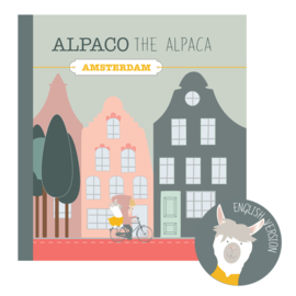 Alpaco the Alpaca Amsterdam (in NL of ENG)
