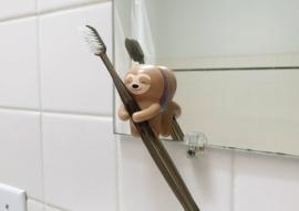 Kikkerland tandenborstelhouder luiaard