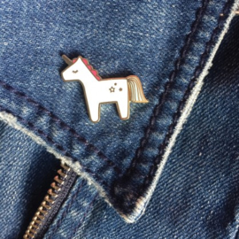 Pin unicorn