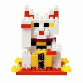 Nanoblock special - fortune cat / maneki neko NBC-031