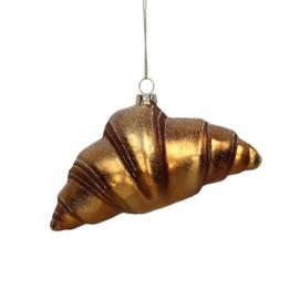 Kerst ornament 'Croissant'