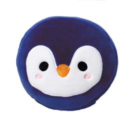 Reiskussen/ slaapmasker Pinguïn
