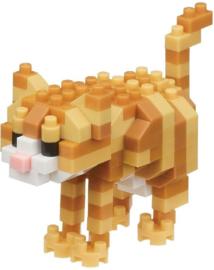 Nanoblock Tabby Cat NBC-282