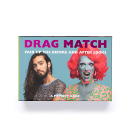Drag match memory game  by Laurence King