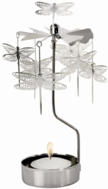 Waxinelichthouder Libelle