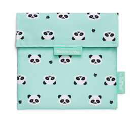 Snack'n'Go Panda mint