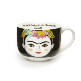Kikkerland Frida Kahlo mok