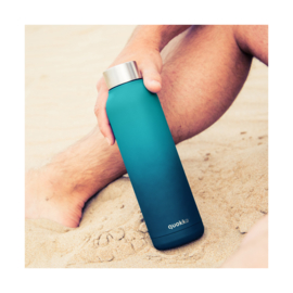Thermosfles solid deep sea 630 ml.