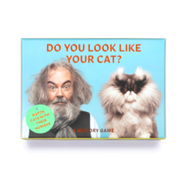Do you look like your cat  by Laurence King