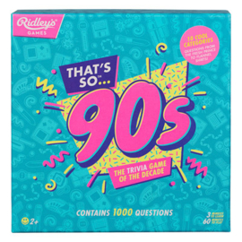 That's So 90s Quiz UK