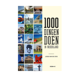10000 dingen doen in Nederland