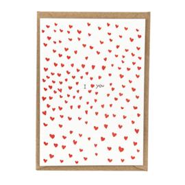 Studio Flash  'I heart you'